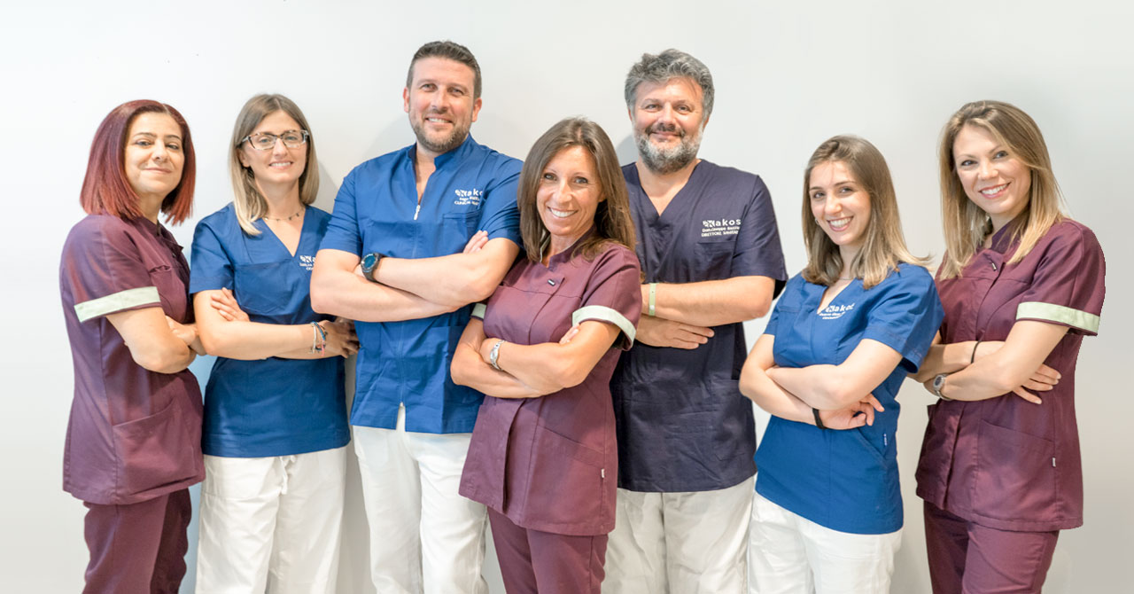 Struttura dentistica interdisciplinare Parma Akos Dental Care