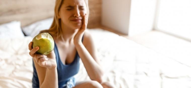 Dolore durante la masticazione